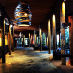 cjsweatt on @instagram shares a look at where the best #SanDiego vacation begins - the lobby! http://t.co/6WbuDGYyBj