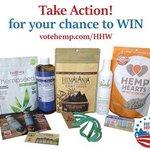 Sign @VoteHemp Industrial #Hemp Petition & enter to win hemp gift w/ @TheWonderSeed! http://t.co/xPKvQHwGOi #HempWeek http://t.co/rcrdW5Cnrj