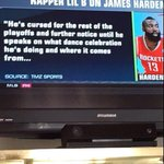 @JHarden13 yo jus apologize b. You cant go around stealing cooking dances from @LILBTHEBASEDGOD http://t.co/yMlFFaLBTw