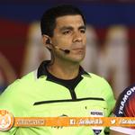 Enrique Cáceres será el silbante para eñ duelo de vuelta entre @TigresOficial y @CSEmelec #SiempreTigres http://t.co/3KVsyeViQe