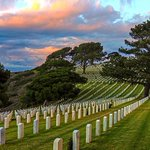 In honor of #MemorialDay. we pay tribute to Fort Rosecrans National Cemetery in Point Loma: http://t.co/rGFkkmEBWP http://t.co/z6YppBLp6R