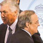 OFFICIEL | Carlo Ancelotti est évincé du Real Madrid. Annoncé par le président Florentino Pérez. @beinsports_FR http://t.co/npNW9cPa7R