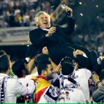Gracias Mister. Ya formas parte de la historia del mejor club del mundo..???????? http://t.co/HLWTrlhP17