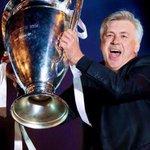 Ancelotti en su primer año: La Décima y Copa. Segundo año: Mundialito, Supercopa y record de victorias. Gracias. http://t.co/Z5oSNkJMME