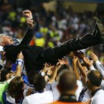 .@MrAncelotti ha sido destituido como entrenador del @RealMadrid http://t.co/nlhtCHSAZ9 #fotogaleriAS #Ancelotti http://t.co/QLrMm8PmCp