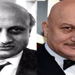 RT @PandeyJaideep: Congratulation to @AnupamPkher on completing 31 successful yrs in #Bollywood.Journey started from #Saaransh continues ht…