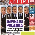 13 de marzo de 2015. Florentino Pérez se manifestó. ¡¿Dónde está tu palabra, Florentino?! http://t.co/wB7UxAMuKZ