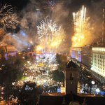 El ministro @CarlosTomada celebró en plaza de Mayo los 205ª de la Revolución de Mayo http://t.co/jRMQDb6mvb http://t.co/c0BCIDWaWS