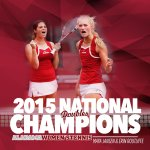 NATIONAL CHAMPIONS: Routliffe and Jansen finish off a 6-2, 6-7, 6-3 decision to earn their second straight title! http://t.co/15tkr0KrTc