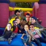 los chicos en el cumple #MangelSoplaLaVela @mangelrogel http://t.co/bRQQ7k8WFR