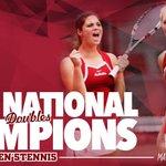 .@AlabamaWTNs Maya Jansen & Erin Routliffe win back-to-back NCAA Doubles Championships! #RollTide #BuiltByBama http://t.co/ILEV9Y9GJ9