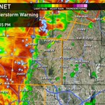 Severe T-storm Warning for Denton County until 3:15pm. http://t.co/0KS4OO5tvX