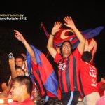 ¡Campeonato numero 31 del Ciclón! Dale Cerro, Dale Cerro, Dale Cerro Campeón #ElPuebloEstaDeFiesta http://t.co/7dTQ5konyq