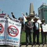 México: #Uber ofrece viajes gratuitos en medio de protestas http://t.co/VRuomJM4nY http://t.co/25hO9LO9jH