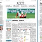 Abstieg! Was passiert jetzt beim SC Freiburg? Sicher ist: Der Verein wird sich neu justieren. Mehr in Ihrer eZeitung http://t.co/6QEQyqrt8q