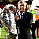 Ancelotti con el Real Madrid: ✓1 Champions League. ✓1 Copa del Rey. ✓1 Supercopa de Europa. ✓1 Mundialito. http://t.co/VIW6YmxmF3