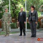Have met Georgian soldiers serving in #Afghanistan http://t.co/wz5EAd3ATg