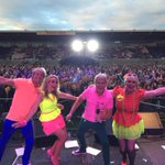 Tonight at @SaintsRugby @hereandnowtour @FormerBucksFizz http://t.co/WutHCMYUxU