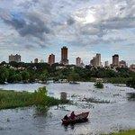 El río #Paraguay subió 16 centímetros este fin de semana http://t.co/kLzKhRReuN http://t.co/vBPQJ2Jby3