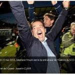 #AngersEnL1 Lentraîneur du SCO Stéphane Moulin : «Cest un truc fou qui marrive» http://t.co/Uh9dC7LKyy http://t.co/yMFN3SJGQj