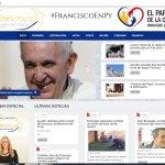 #FranciscoenPy Seguí la mejor cobertura minuto a minuto de la visita del Papa ingresando a http://t.co/SqJO3G7PiD http://t.co/I48J4xg6Hl