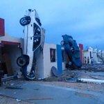 Un tornado deja al menos 10 muertos en Ciudad Acuña, Coahuila http://t.co/T2vdBSknDV http://t.co/MaqyuBgRiU