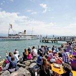 La flotte Belle Epoque enchante dix mille personnes http://t.co/OkGjKTHAAM #Genève http://t.co/ccmJaxcHKi