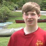 Niagara Falls boy scout helps save girl at Niagaras Lazy Lakes. He spotted girl struggling in the water. @WGRZ http://t.co/8nWG3X2FTL