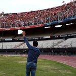 #Felices114AñosRiverPlate Marcelo Gallardo también saludó a los riverplatenses que se acercaron al Estadio: http://t.co/r9gsaSTowY