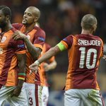 .@Galatasaray crowned #Turkish champions for record 20th time http://t.co/x9aqnnCQI8 http://t.co/tfiVEoAlPH