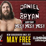 "Get a first look at ""Daniel Bryan: Just Say Yes! Yes! Yes!"" right after #RAW on the award-winning @WWENetwork. http://t.co/aPZrTrxUpU"