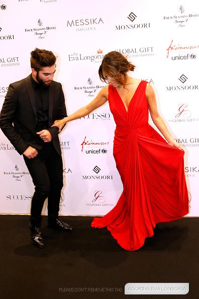 @EvaLongoria & @GIRACKENDJI at The Global Gift Gala Paris, France - (25th May 2015) - http://t.co/x1qREyO6ek http://t.co/9ot5CkdzbK