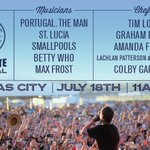 Join us at our FREE #ChipotleCultivate KC, 11am-7pm on 7/18: http://t.co/ID73YrGvLZ -Joe http://t.co/jU4a8XuZVT