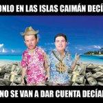 Surgen memes luego de revelarse que familia de Medina triangula a Islas Caimán sus ganancias. http://t.co/x9ykqdLEly http://t.co/zatFY9MkRJ