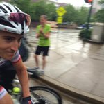 The smile says it all. @MatthewBusche is National Champion again. #USPRO #VW4Cycling http://t.co/FS8iO8xGuR