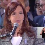 """[AHORA] @CFKArgentina: """"Tenemos que acostumbrarnos a celebrar todos los años la #SemanaDeMayo con orgullo"""". http://t.co/u9nqdIeuIY"""