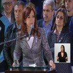 """@CFKArgentina: """"Ustedes son los verdaderos dueños de su destino"""" #CadenaNacional http://t.co/S89qcG9nLg"""