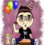 ¡Felicidades Mangelito! Te quiero muchísimo @mangelrogel #MangelSoplaLaVela ???????????????????????? http://t.co/VpoCFArMxp