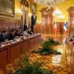 Muy productiva la reunión de comitivas #MéxicoFinlandia, presidida por los Presidentes @EPN y Sauli Niinistö. http://t.co/GNrdnsprBn