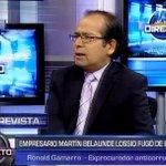 Exprocurador Ronald Gamarra: Comisión especial enviada a Bolivia por caso MBL fue a pasear ► http://t.co/51NQraHBt6 http://t.co/XPntpp9HgG
