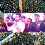 Sooo much love!! Thank you Cochin 🙏 http://t.co/F916V9GhzD