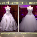 #YandyRoyalQueen or #YandyBlingPrincess?! We know what the bridal party wants 😆 but what do YOU want?! #LHHWedding http://t.co/10ly5sEs2l