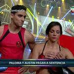 ¡El equipo VERDE gana la competencia y sentencian a .@PalomaFiuza_1 Y .@AustinPalao! #MissCombateEs @atvpe http://t.co/0lUK61e7UQ