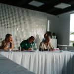 Conociendo las Propuestas de @JackoBadillo con los socios @AHETA1 Propuestas en beneficio del Turismo crear + Empleos http://t.co/xgUP3pT7dO