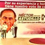Sumando esfuerzos con el proyecto #GuerreroEnPaz de @HectorAstudillo http://t.co/QqFlsMY6ja