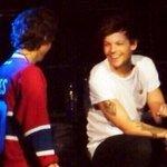 La mejor sonrisa de Louis es la que provoca Harry en él. #AlwaysInMyHeartLarry ???? http://t.co/JALEN7jHcx