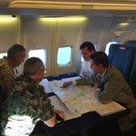 En trayecto a Cd Acuña a bordo del avión presidencial http://t.co/jNZT0tnmb9