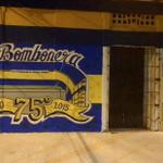 Felicitaciones a los amigos de @BocaEsPueblo por el hermoso mural dedicado a los 75 años de nuestra amada Bombonera http://t.co/vR2jT26X4K