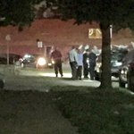 Detectives on Arunah Ave. in West Baltimore.. 9-year-old boy and another person shot http://t.co/bf4To7fWFP