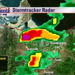 abc4utah: RT DanGood4Utah: Heavy #rain & #hail overTooele Valley, moving east 20 mph. High impact along I-80 next … http://t.co/qquBIJdut0